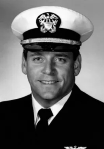 LCDR Mark Parcell, USN Retired